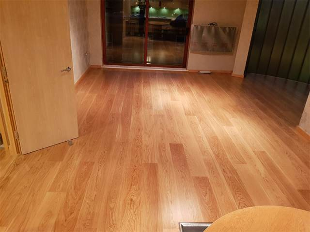 Hardwood Flooring Installation In Swiss Cottage