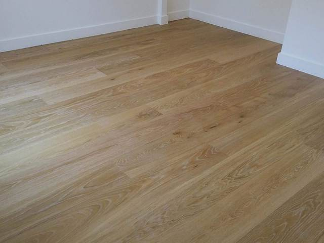 Boen Oak Flooring Fitted In Kilburn