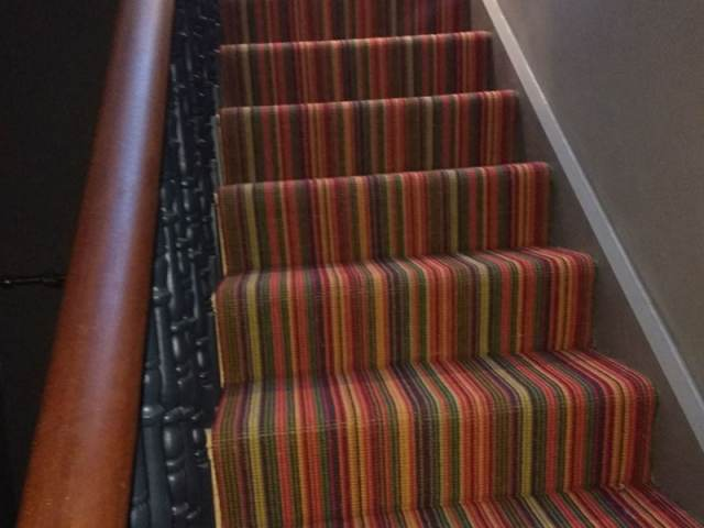 Louis De Poortere Stair Carpet In Bayswater