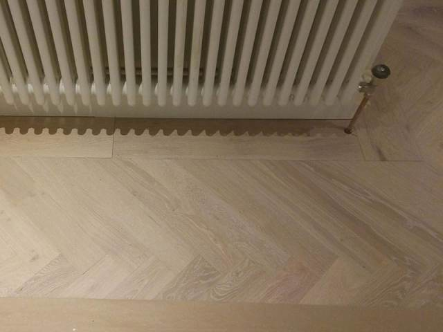 Wood Floor Installation In Balham