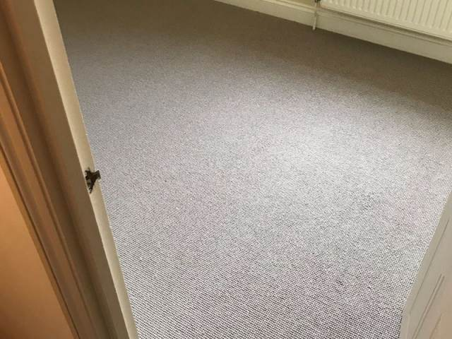 Fibre Wool Carpet Fitted In Marylebone Residence