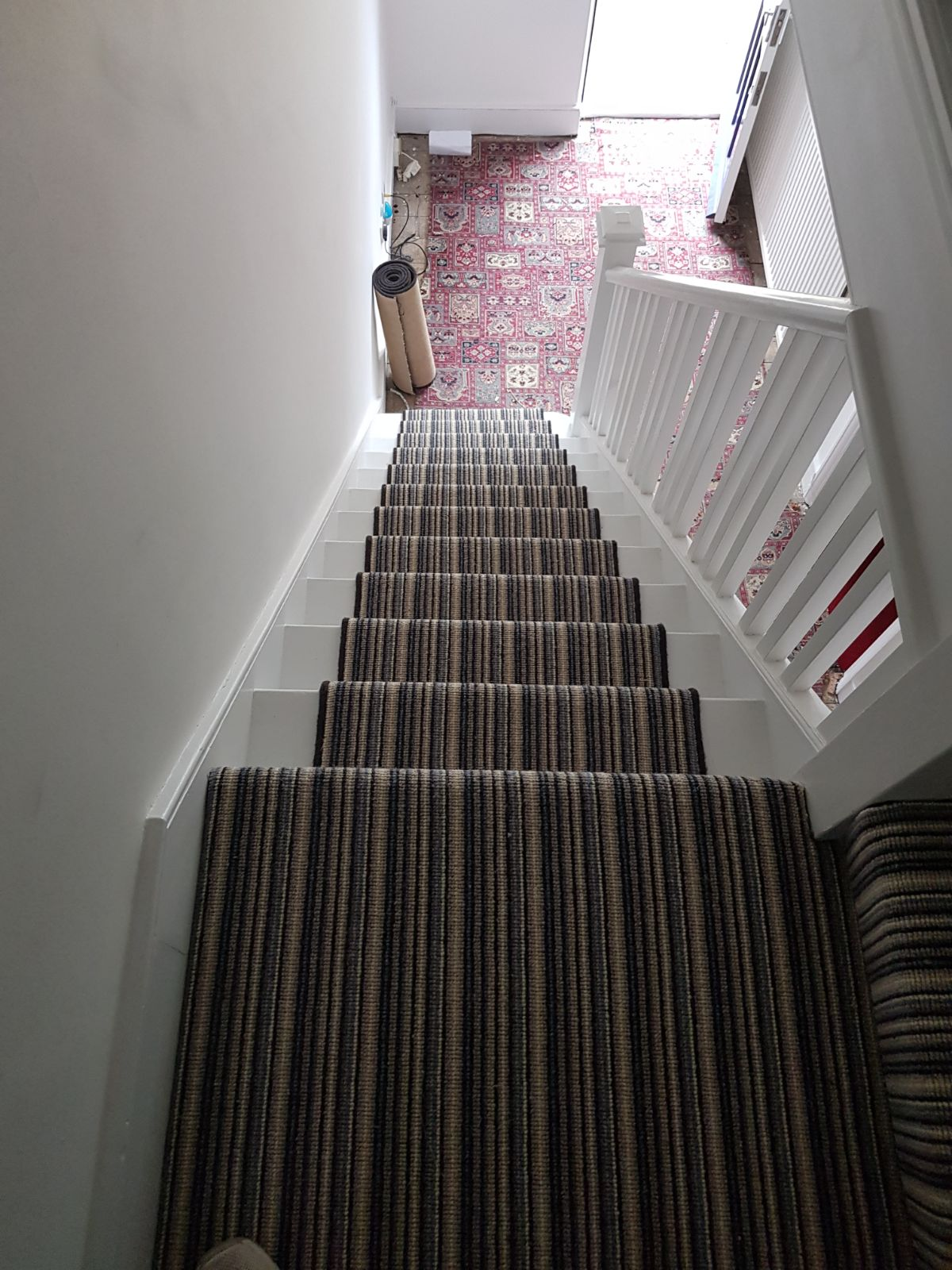PORTFOLIO - CARPET STAIRS WITH STRIPES (2)
