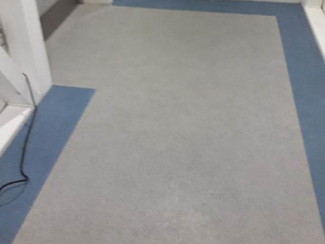 Nora Rubber Flooring At Stansted Airport
