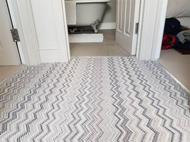 Crucial Trading Carpet Fitted In Raynes Park