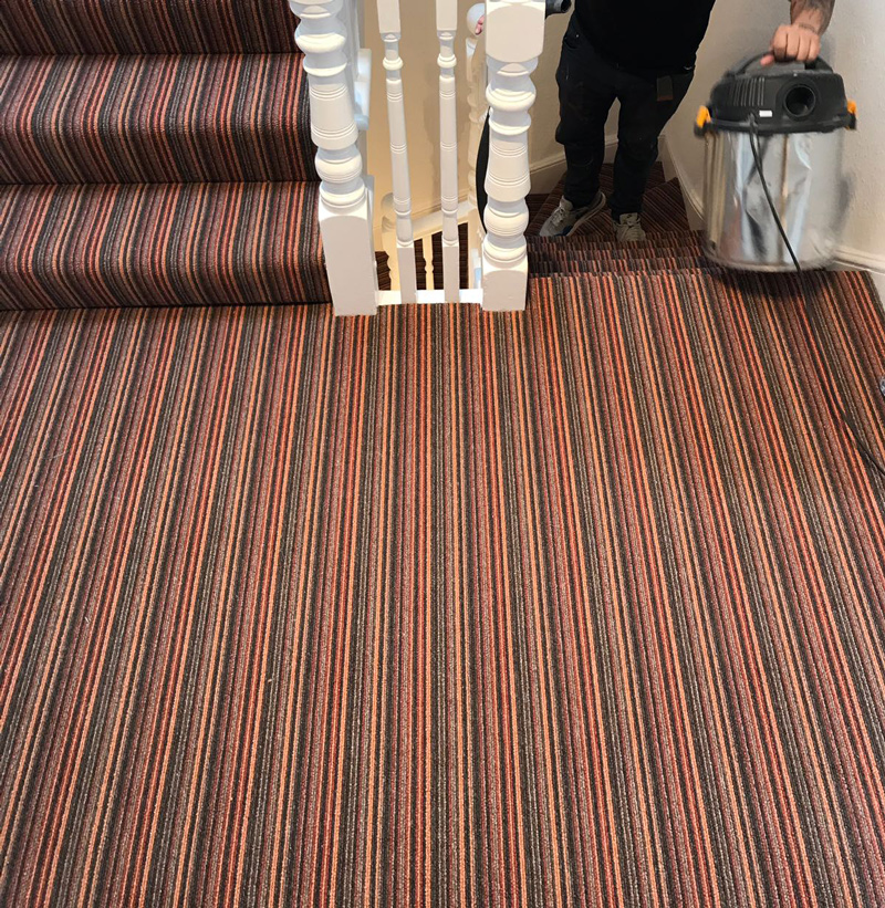 2018-04-24_Florco Stripe Carpet Fitted In Chelsea Residence (2)
