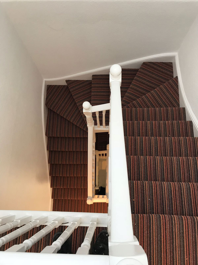 2018-04-24_Florco Stripe Carpet Fitted In Chelsea Residence (5)