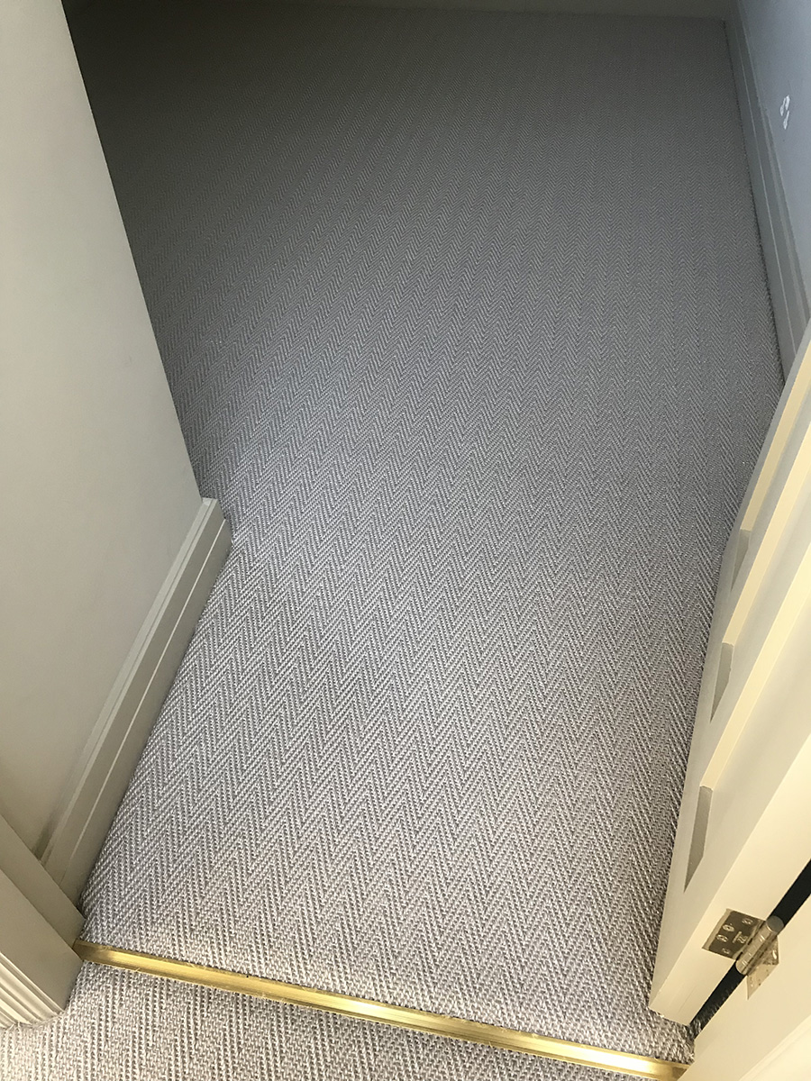 portfolio carpets Stair Carpet Installed In Wimbledon (12)