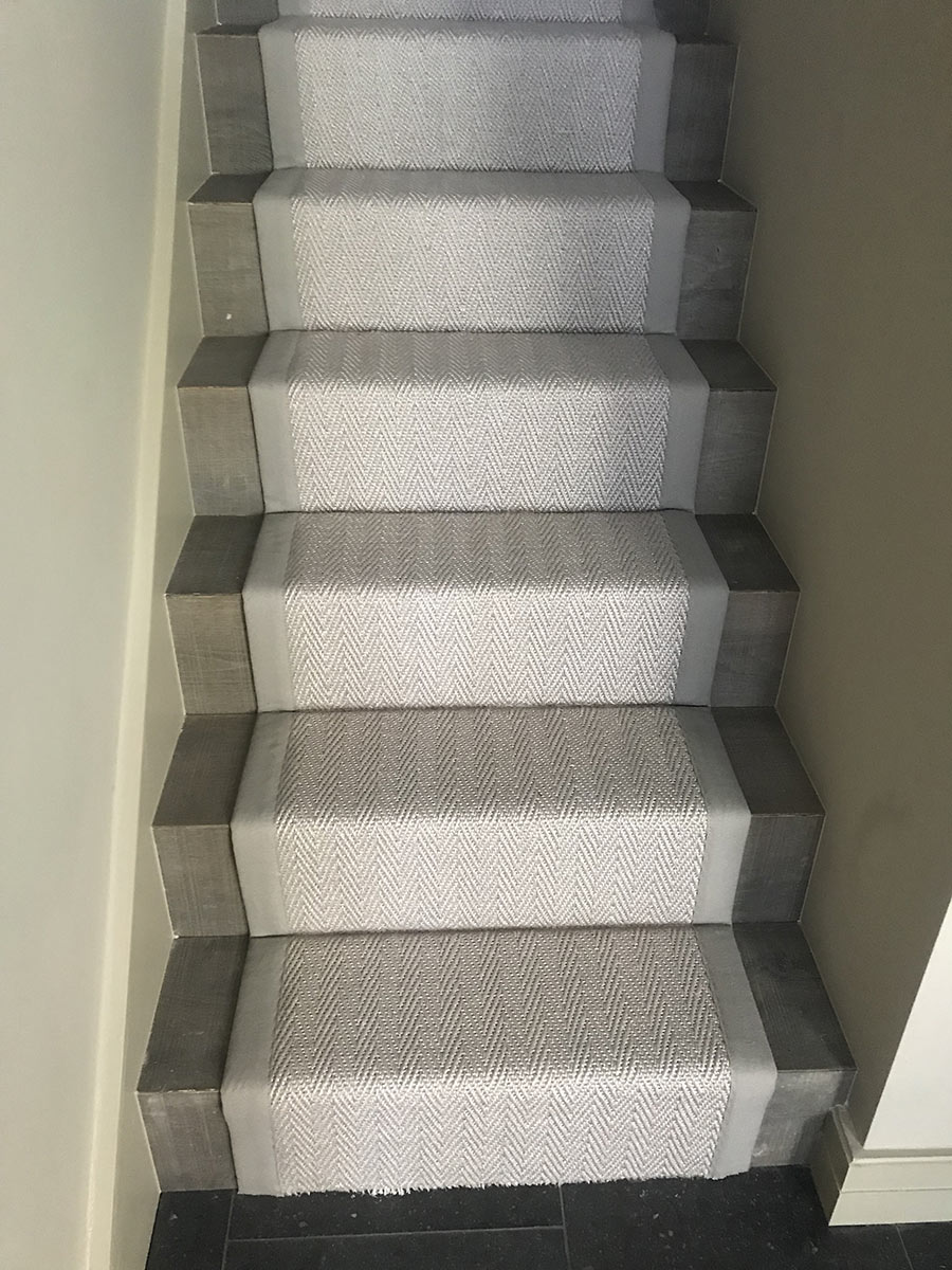 portfolio carpets Stair Carpet Installed In Wimbledon (14)