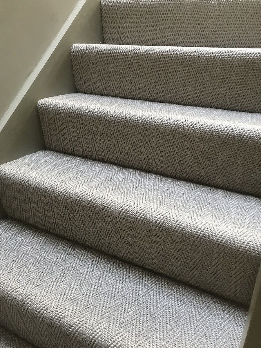 portfolio carpets Stair Carpet Installed In Wimbledon (8)