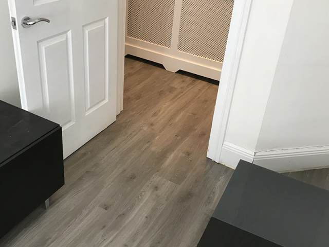 Amtico Spacia Installed In Vauxhall