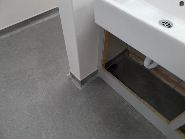 Altro Flooring Installed At Stansted Airport