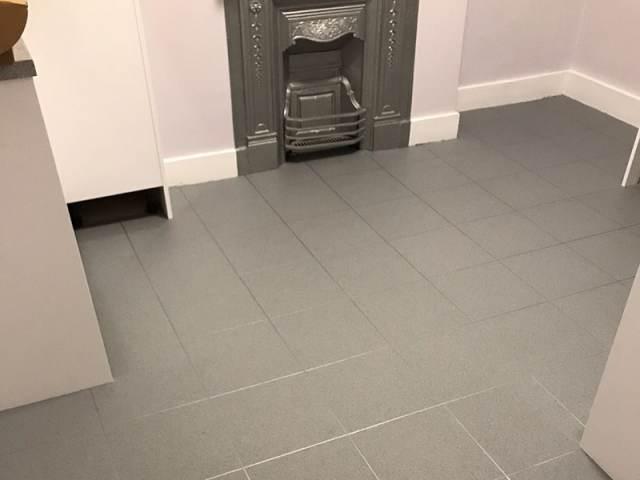 Amtico Tiles Installed In Earls Court