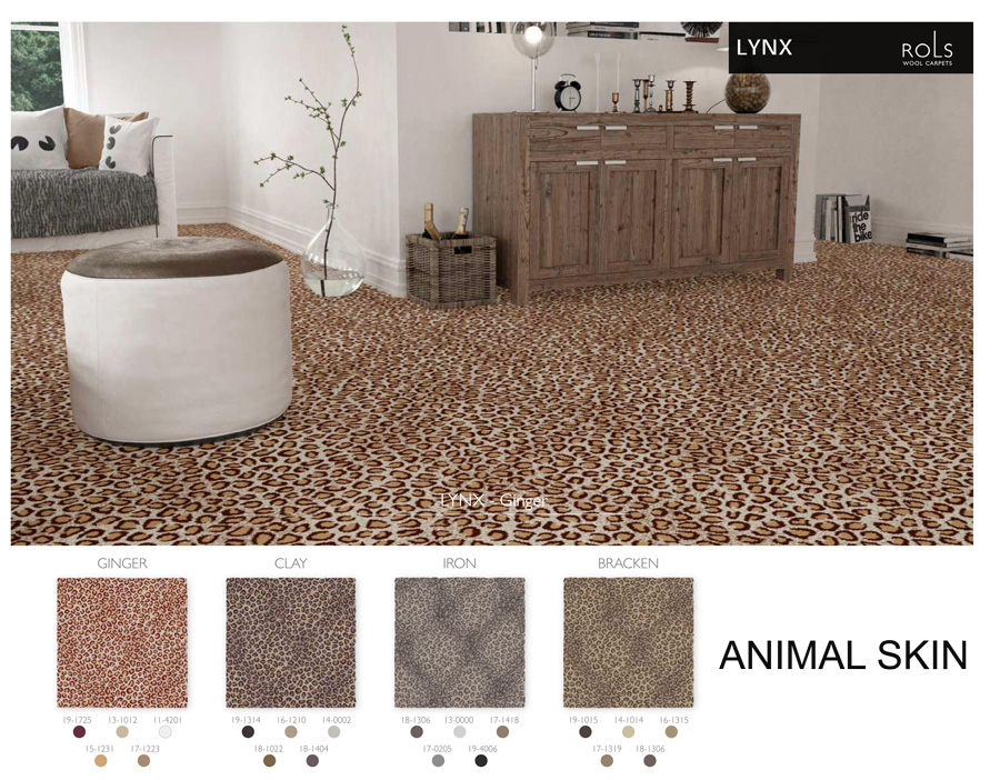 rols-wool-carpet-animal-skin