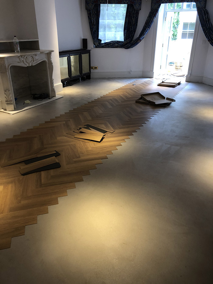 portfolio Amtico Spacia Honey Oak In Balham (12)