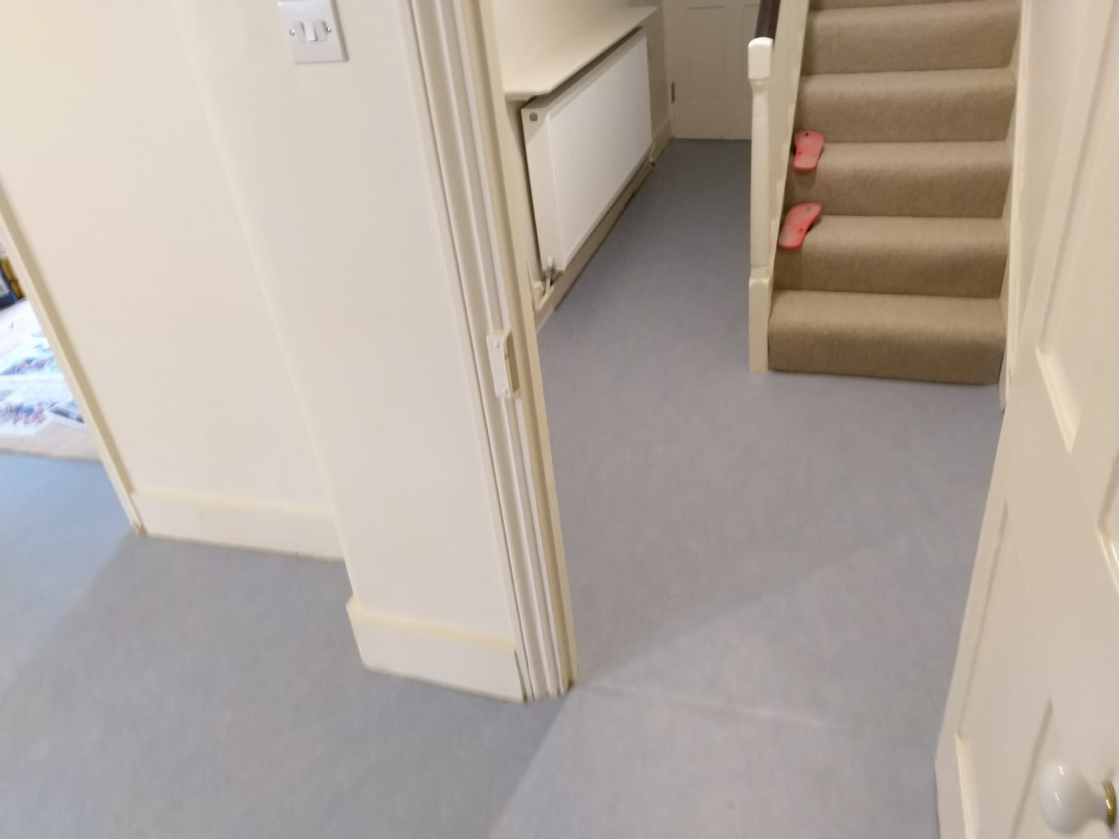 portfolio smooth floors marmoleum-installation-swiss-cottage (4)