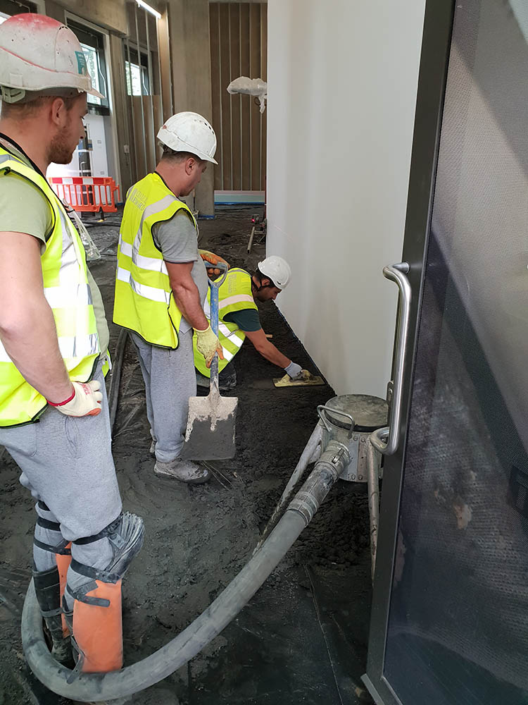 commercial portfolio lend lease screed works (3)