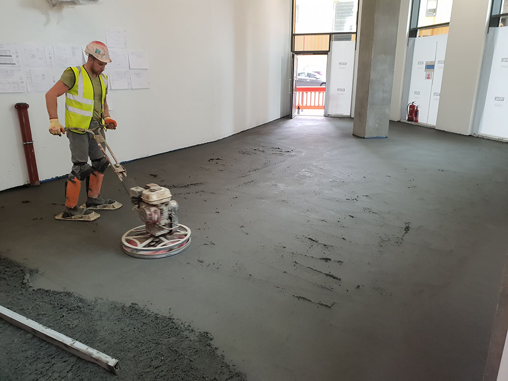 commercial portfolio lend lease screed works (4)