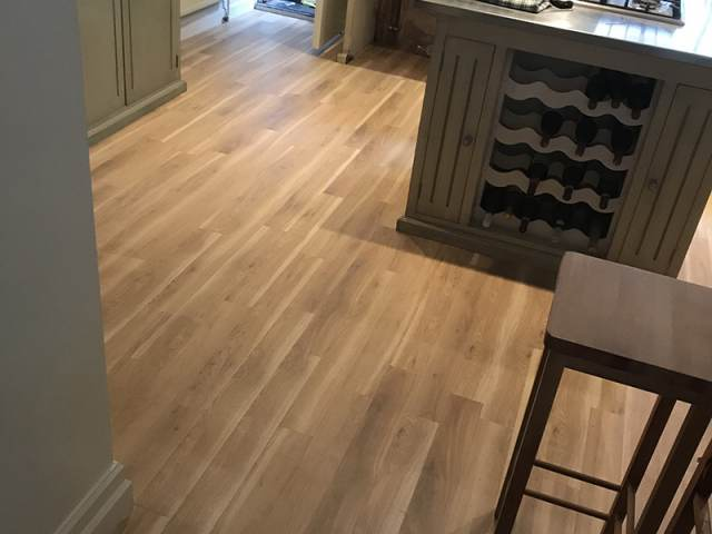 Amtico Spacia Installed In Fulham