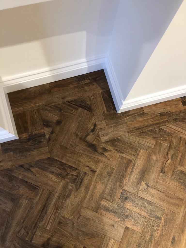 portfolio smooth floors AMTICO WOOD HERRINGBONE JOB (7)
