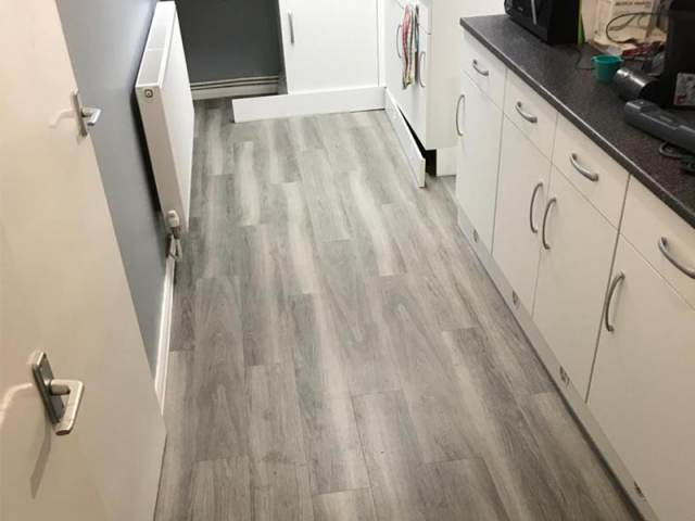 Amtico Installed In Holloway