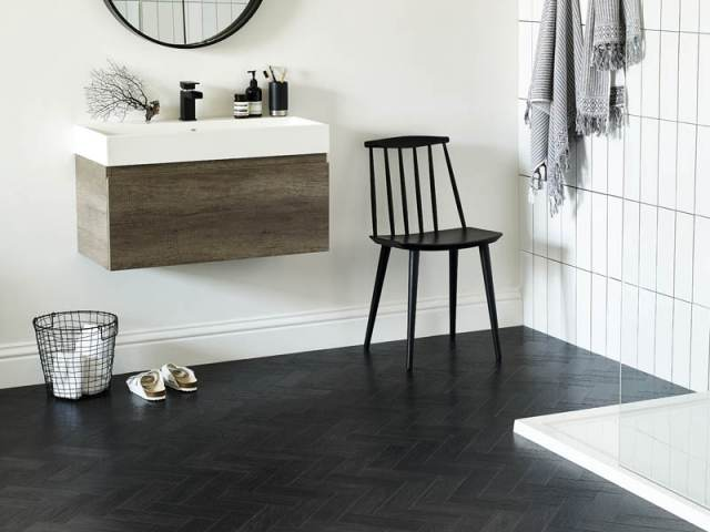 Amtico – Coal Grained Oal
