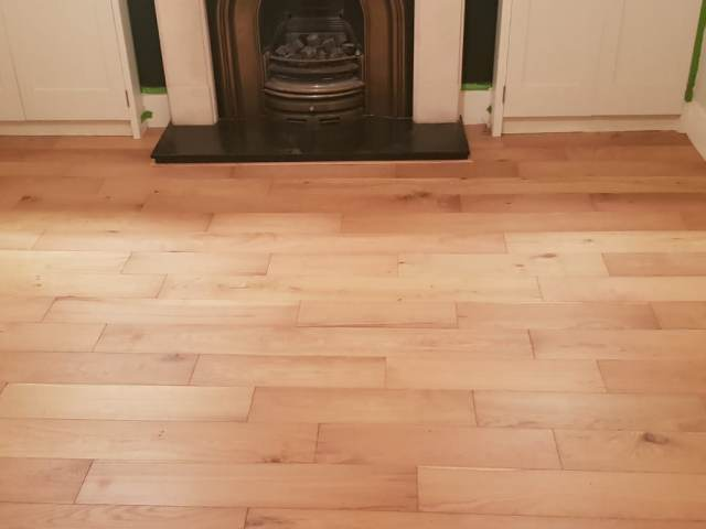 Xylo Flooring Installed In Marylebone