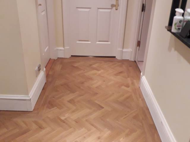 Amtico Installation In Farringdon