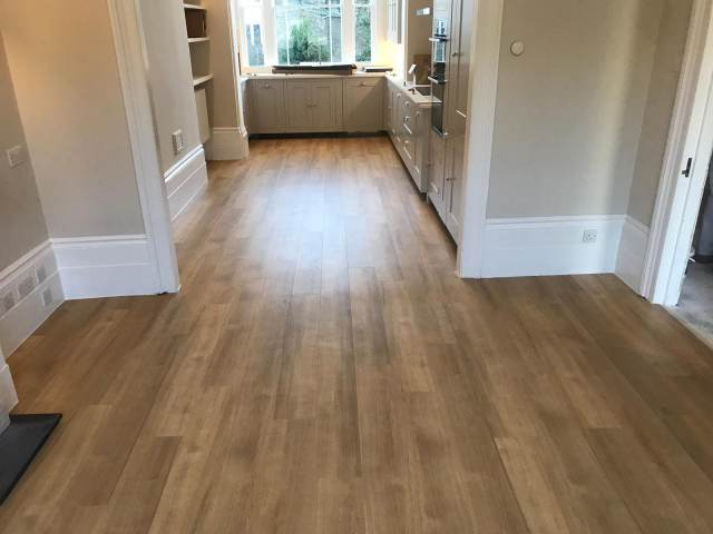 Amtico Installation In Stratford
