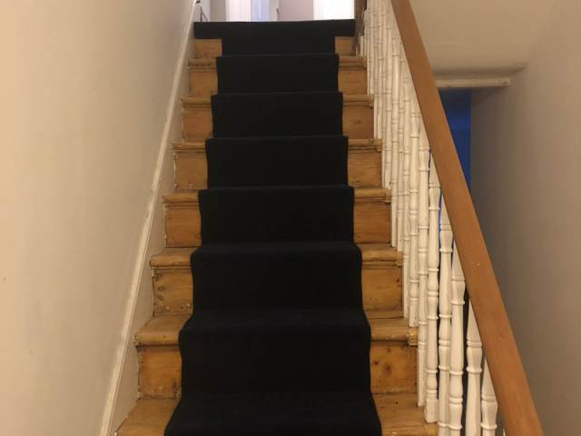Carpet Stair Runner In Golders Green