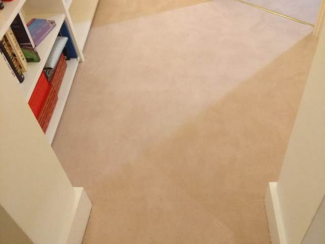 Westex Carpets Installed In Fitzrovia