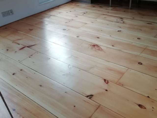 Wooden Floor Sanding & Sealing In Hackney