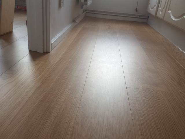 Boen Flooring Installed In New Malden