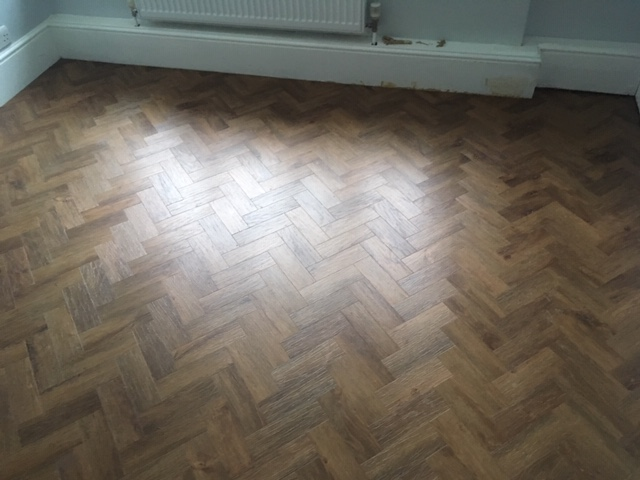 Amtico Floor Installed In Acton