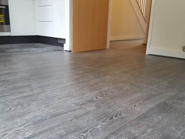 Wood Floor Installation In Bayswater
