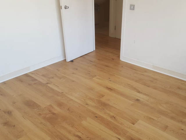 Furlong Wood Flooring Installed In Brixton