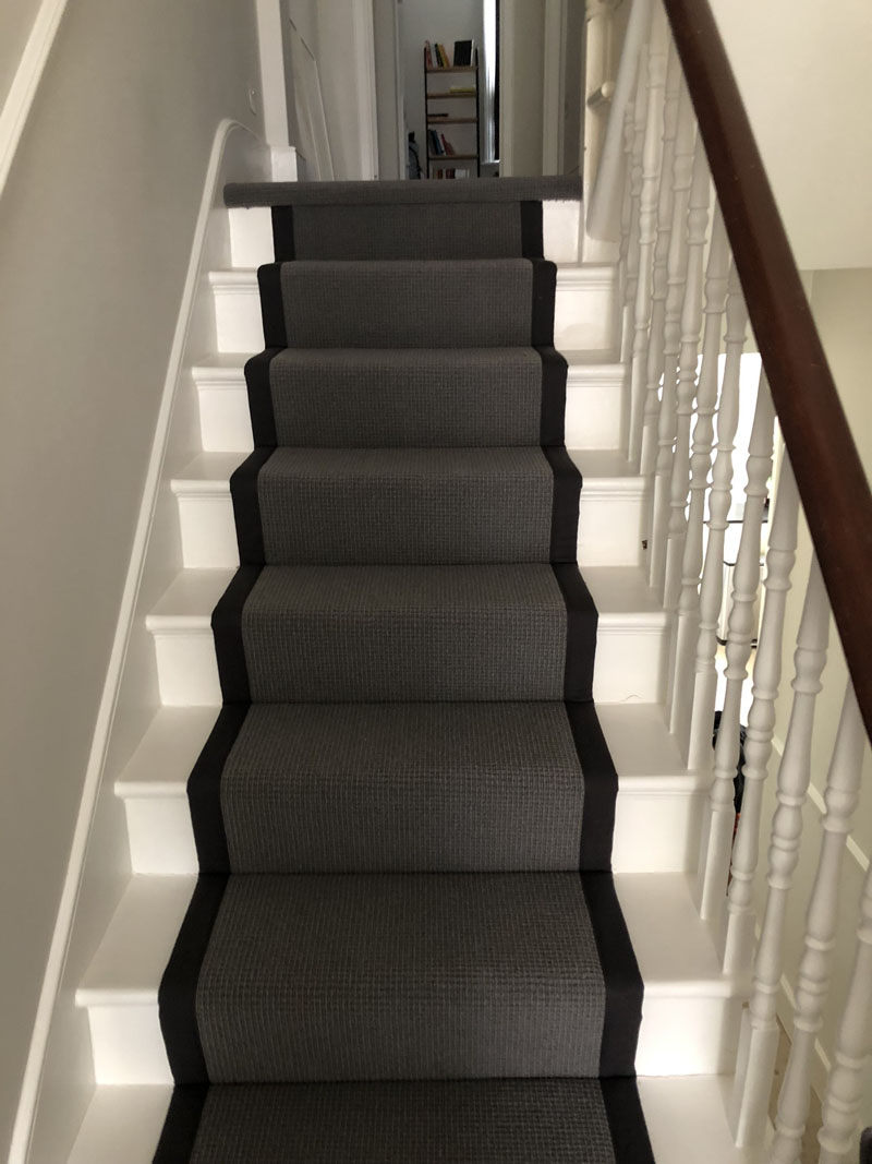 portfolio-grey-carpet-stair-runner-black-border-wimbledon (2)