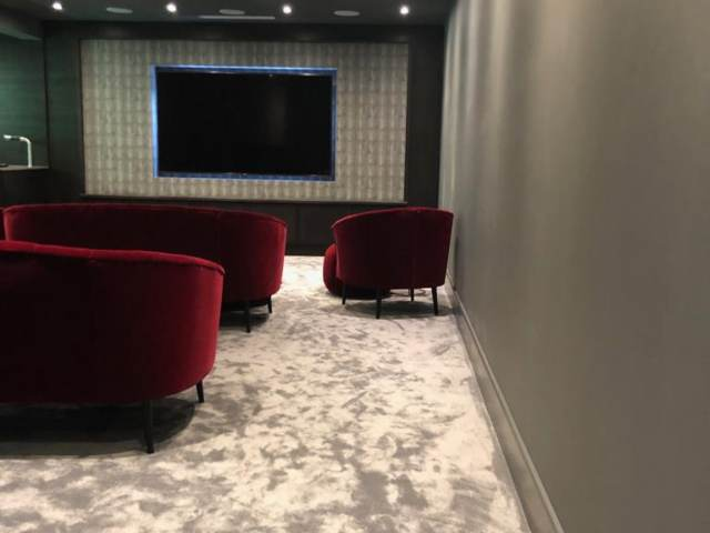 ITC Natural Luxury Carpet Installed In Barbican