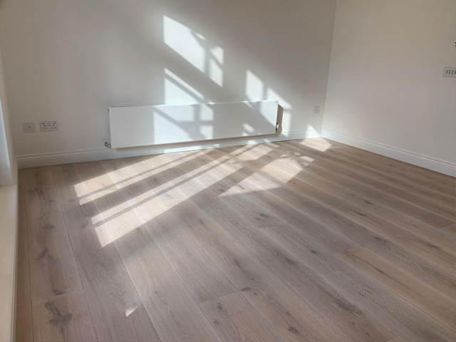 Staki Wood Flooring Installed In Chelsea