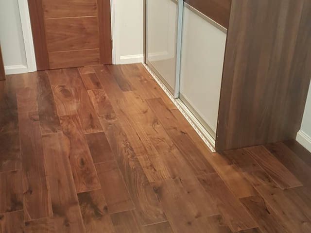 Atkinson & Kirby Flooring Installed In Vauxhall