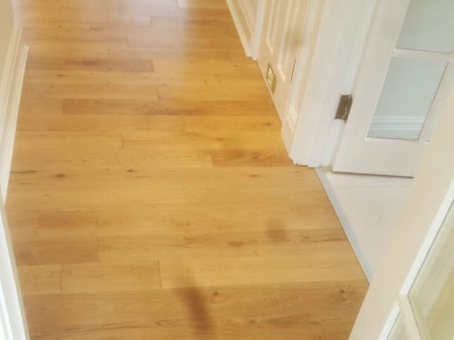 Wood Floor Installation In Ealing