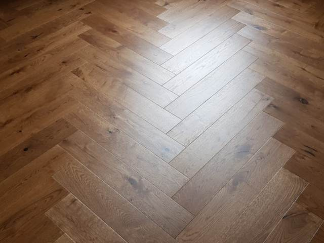 Kersaint Cobb Flooring Installed In Clerkenwell