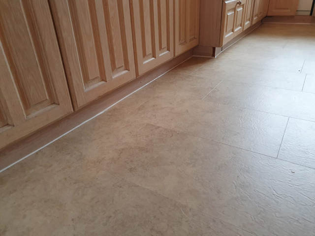 Amtico Vinyl Flooring Installed In Lambeth