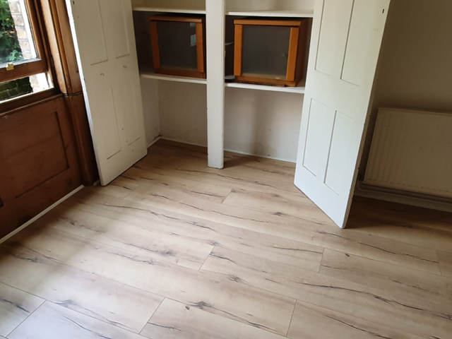 Haro Laminate Flooring Installed In Raynes Park