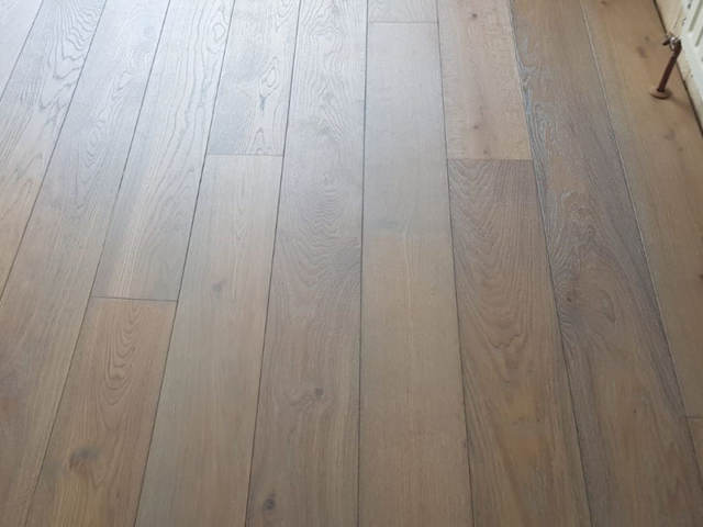 Staki Wood Floor Installed In Bayswater