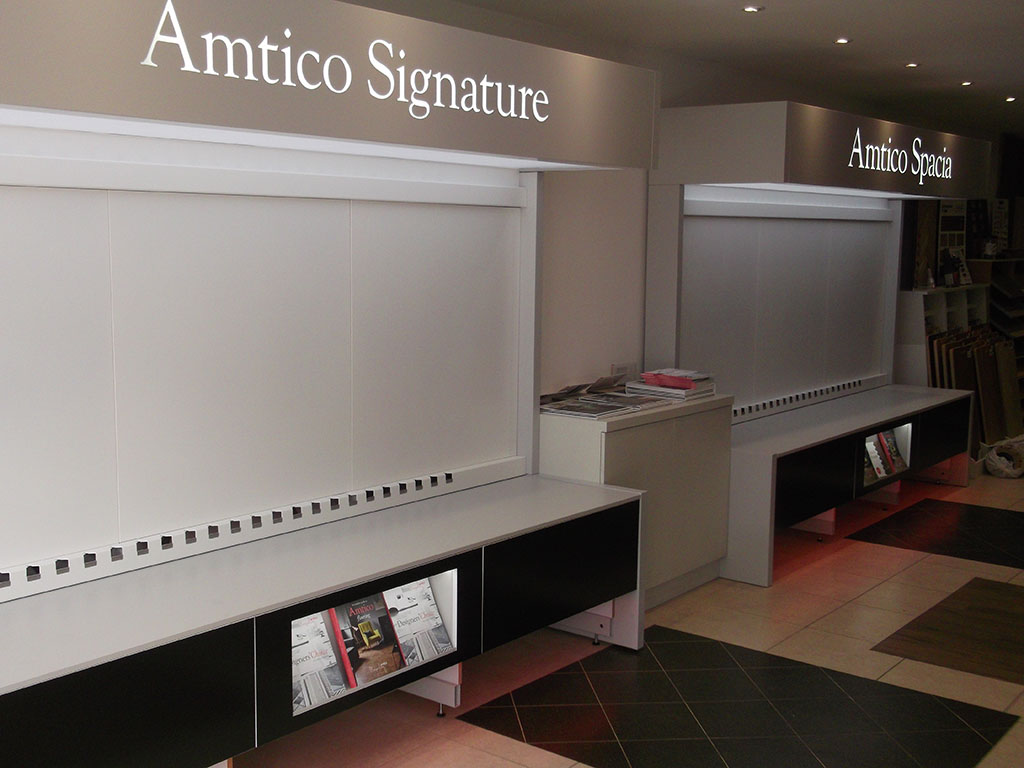 New Amtico Stands For Our Showroom in Kensington (3)