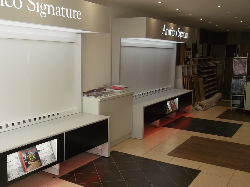 New Amtico Stands For Our Showroom in Kensington (4)