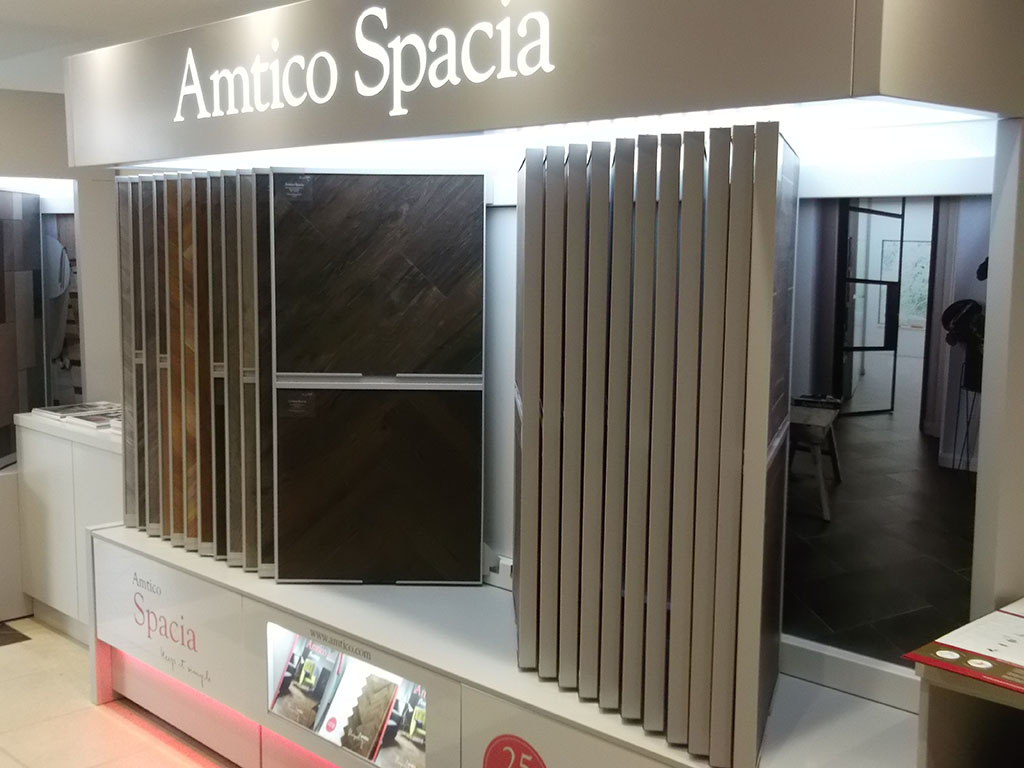 New Amtico Stands For Our Showroom in Kensington (5)