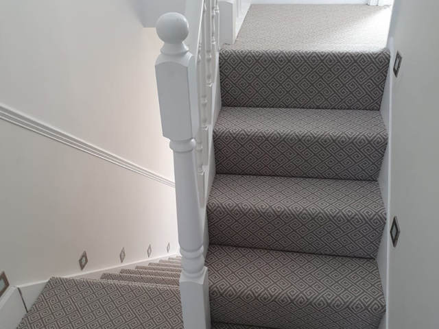 Rols Wool Carpets Fitted In Barbican