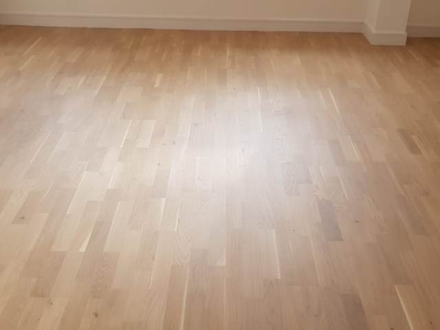 Boen Wood Floor Installation In Wimbledon