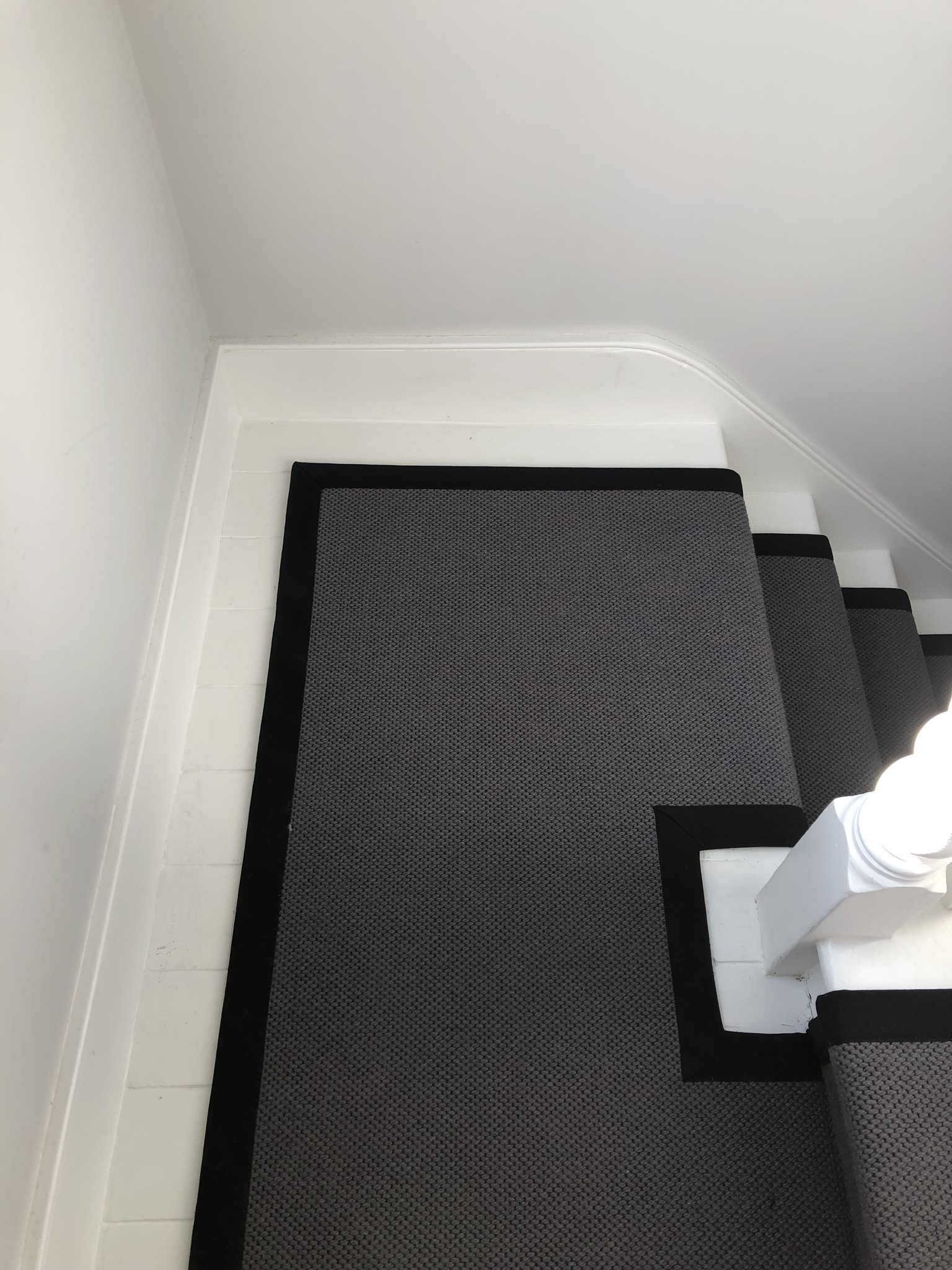 portfolio-Fibre Herringbone Wool Carpet Installed In Finchley (9)